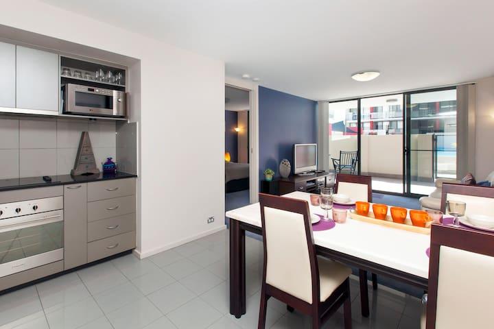 Location Location - CBD apartment