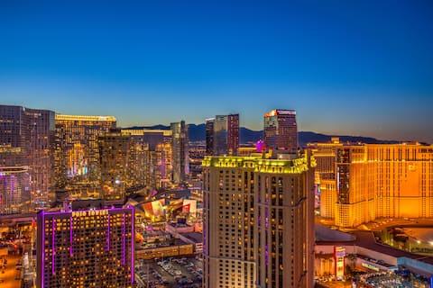#1 Sleek & Sexy SKY Penthouse @ MGM