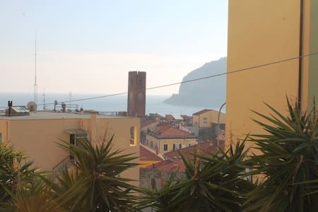Sea view apartment - Noli
