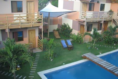 Relax a orillas del pacifico - Puerto Lopez - Casa