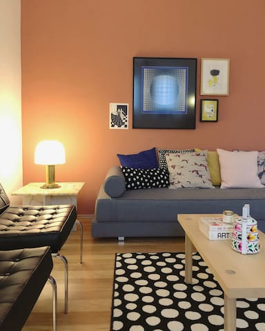 COSY & HIP City Apartment in the Center of Linz