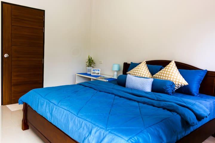 Master bedroom is very spacious