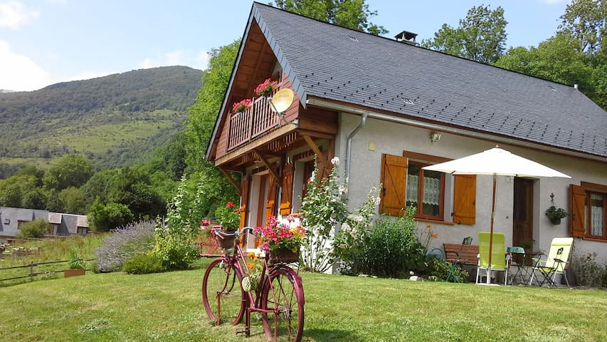 Chalet in the heart of the Pyrenees