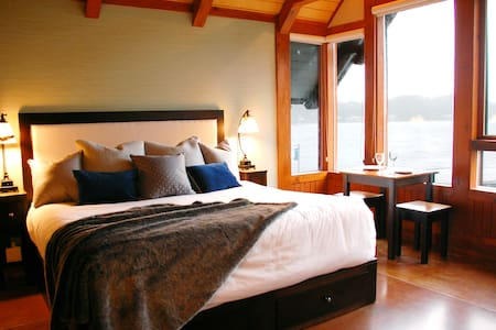 The Drift – Inviting Harbourfront Retreat - Ucluelet - Társasház