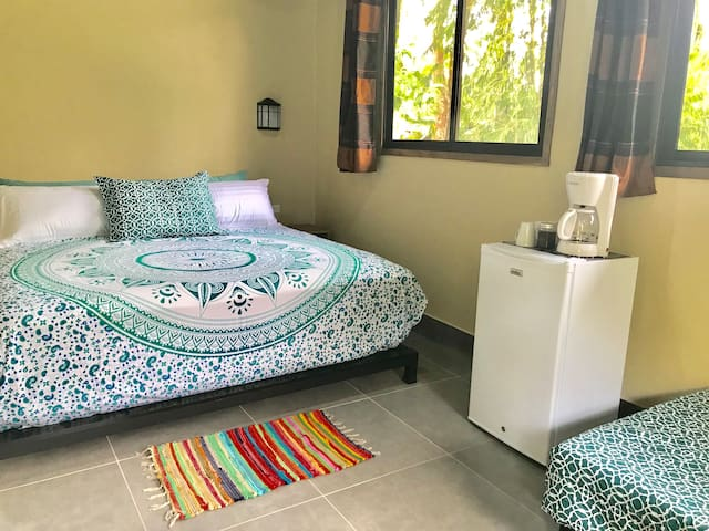 Boutique Jungle Cabinas KING SUITE #6
