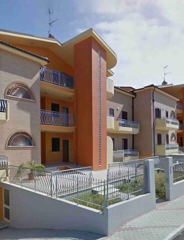 Appartamento intero in Vasto