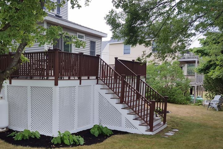 Plum Island Beach Home w/Bunkhouse- Summer rental
