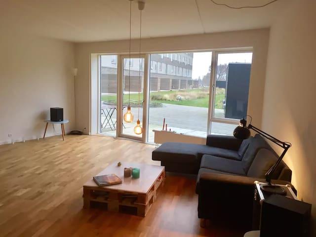 1 Room in Modern Apartment Near Opera & Nyhavn