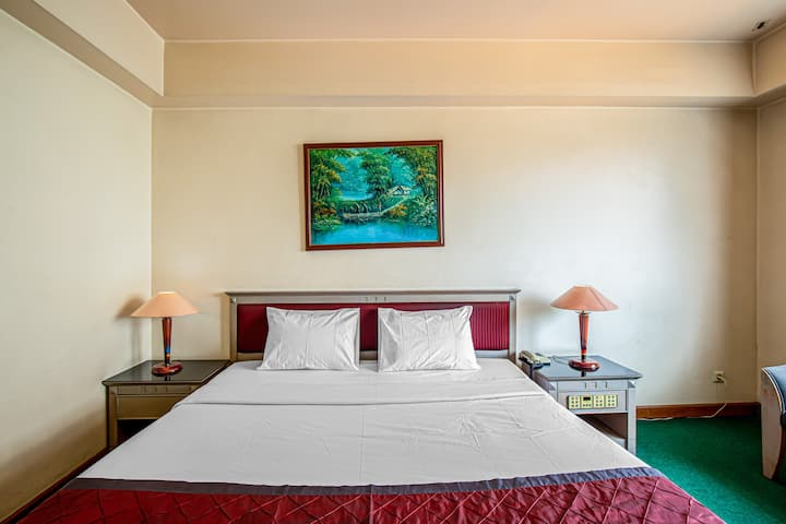 Amazing Room at Merdeka Bandung