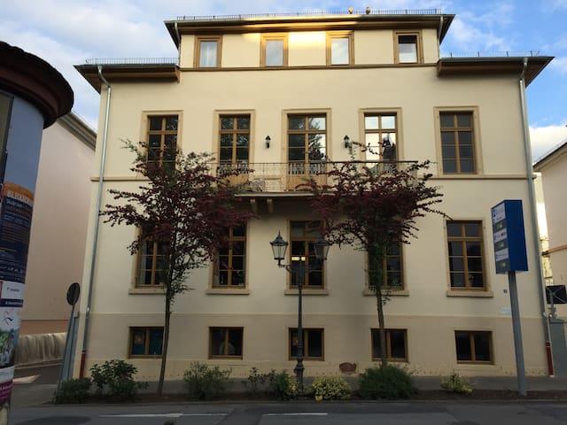 Mansardetage in Kulturdenkmal - Bad Homburg vor der Höhe - Wohnung