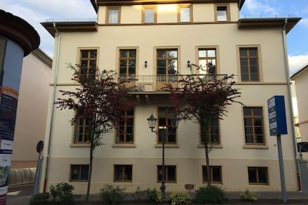 Mansardetage in Kulturdenkmal - Bad Homburg vor der Höhe - Pis