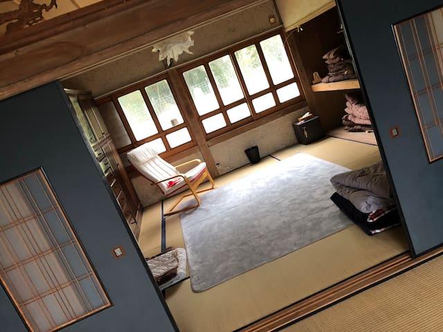 Guesthouse Ne doco?ファスティング&ヨガ合宿 Fasting &Yoga plan