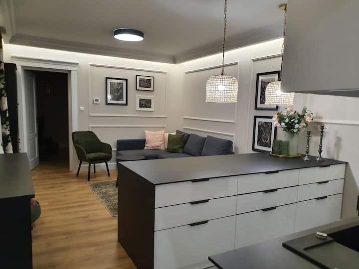 Stylowy apartament w samym centrum Zamościa