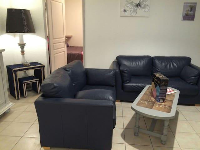 Appartement tout confort bien situé à Carcassonne - Carcassonne - Wohnung