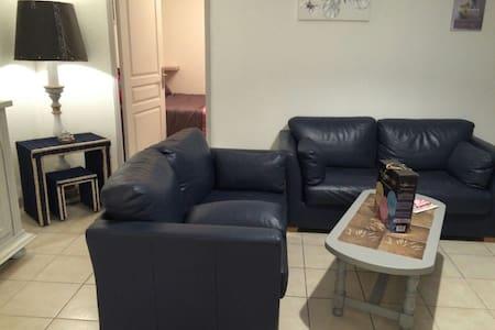 Appartement tout confort bien situé à Carcassonne - Carcassonne - Apartment