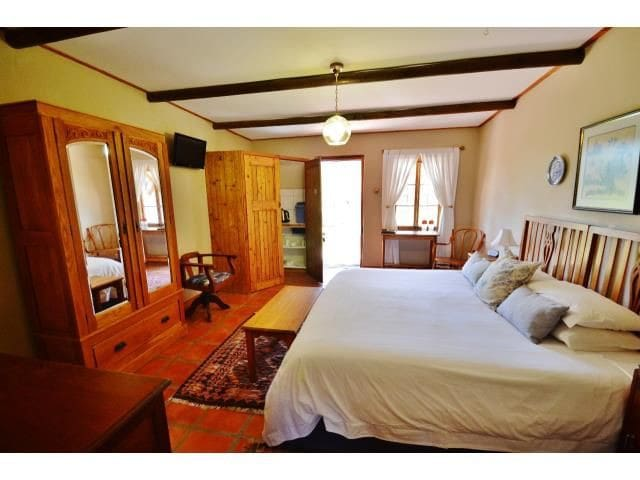 Waterberry self-catering room on a smallholding - Cape Winelands - Pension