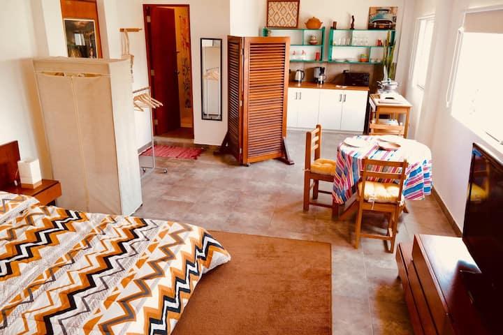 Acogedor Studio Loft en Surco.