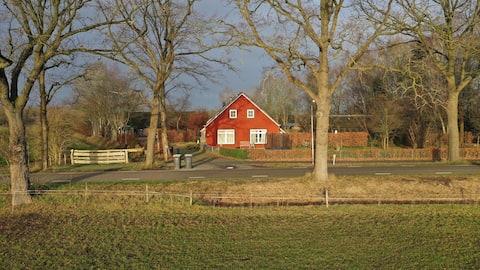 Op zijn Zweeds, privacy, natuur en rust