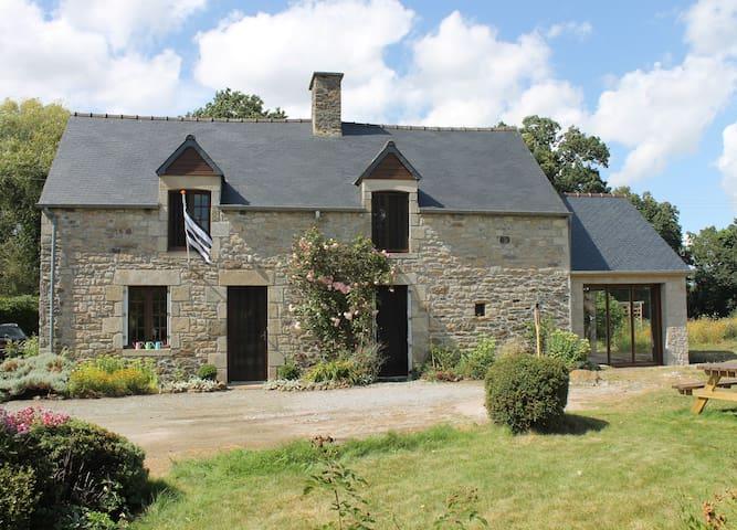Bretons huis met veel privacy - Bourseul