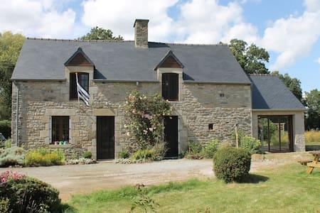 Bretons huis met veel privacy - Bourseul - บ้าน