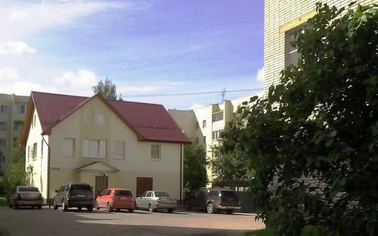 Коттедж в центре В.Новгорода (Guest House Jam)