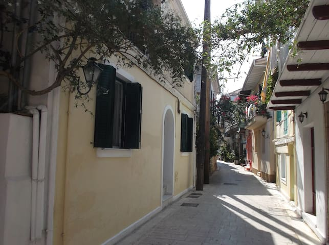Bella Casa Jenny - เลฟกาดา - บ้าน