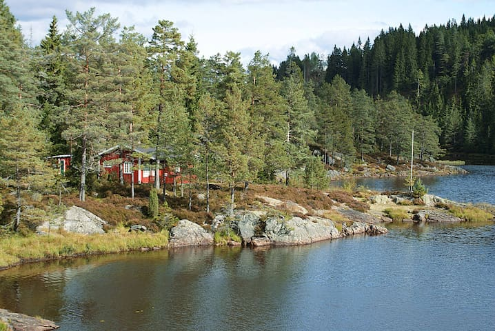 Holiday home in Birkeland for 4 persons