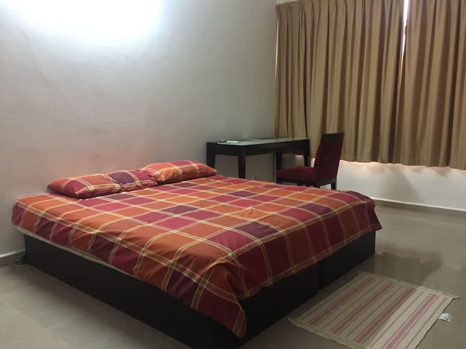 Room For Rent In Johor Bahru Near Custom