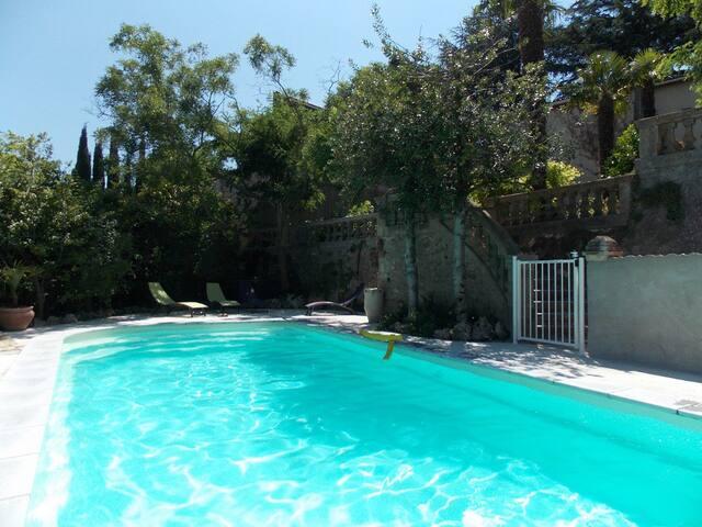 Gîte Le Rocher - 45m² / piscine