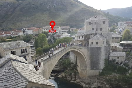 Nene Apartment Mostar Old Bridge- free parking