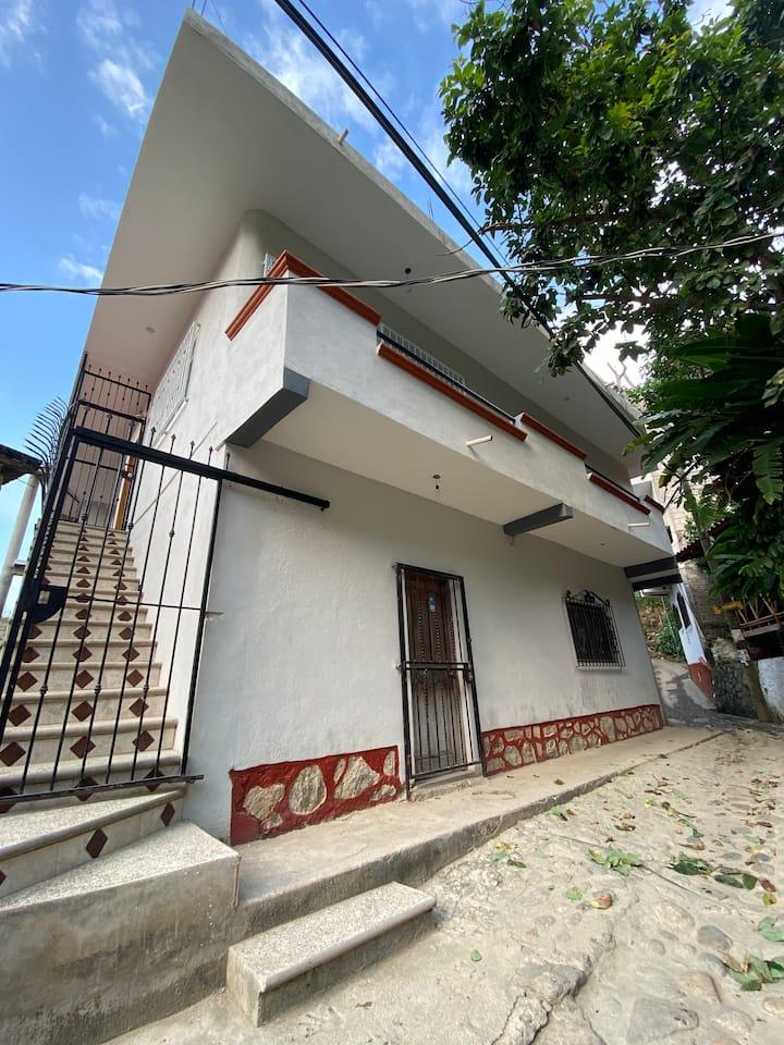 Casa mi Vira - Yelapa, Mexico - Second floor 1 bd