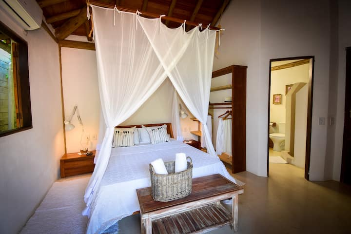 Trancoso House -Boutique Pousada | Suite Baiana
