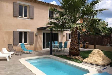 Maison avec piscine privé et Jardin - Brignoles - Casa