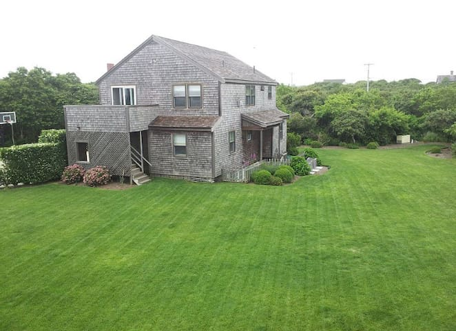Private home with A/C, large pool, and large yard - Nantucket - House