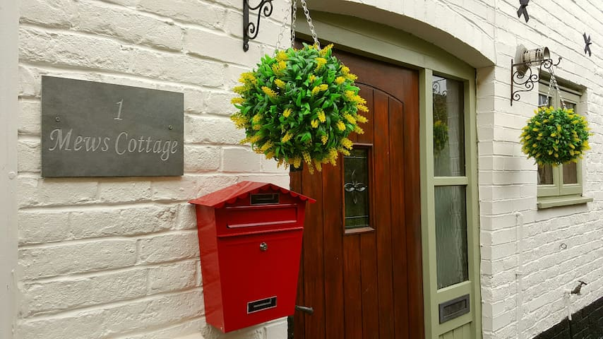 Period Luxury Mews Cottage Ledbury Town Center - Ledbury - House