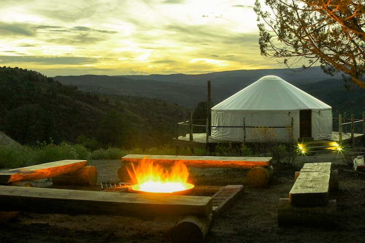 Zion Backcountry Yurt - Orderville - Jurta