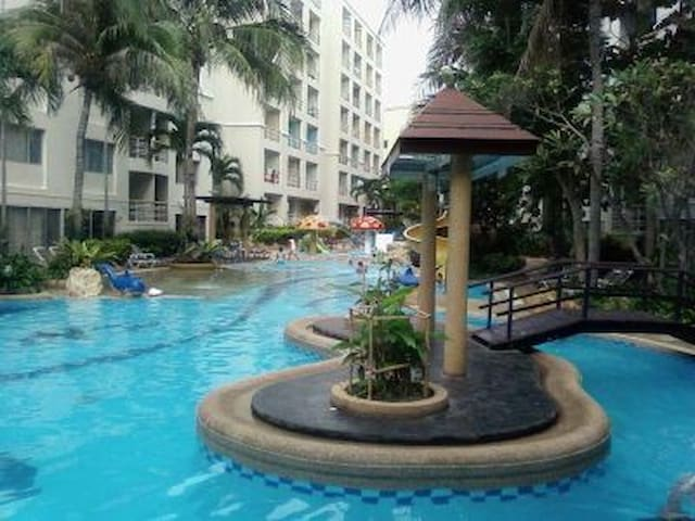 Hua Hin – Hin Nam Sai Suay Condominium - Hua Hin - Lägenhet
