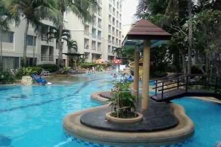 Hua Hin – Hin Nam Sai Suay Condominium - Hua Hin - Huoneisto