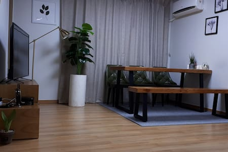 COMFORTABLE 2BEDROOM STUDIO @ILSAN(KINTEX)
