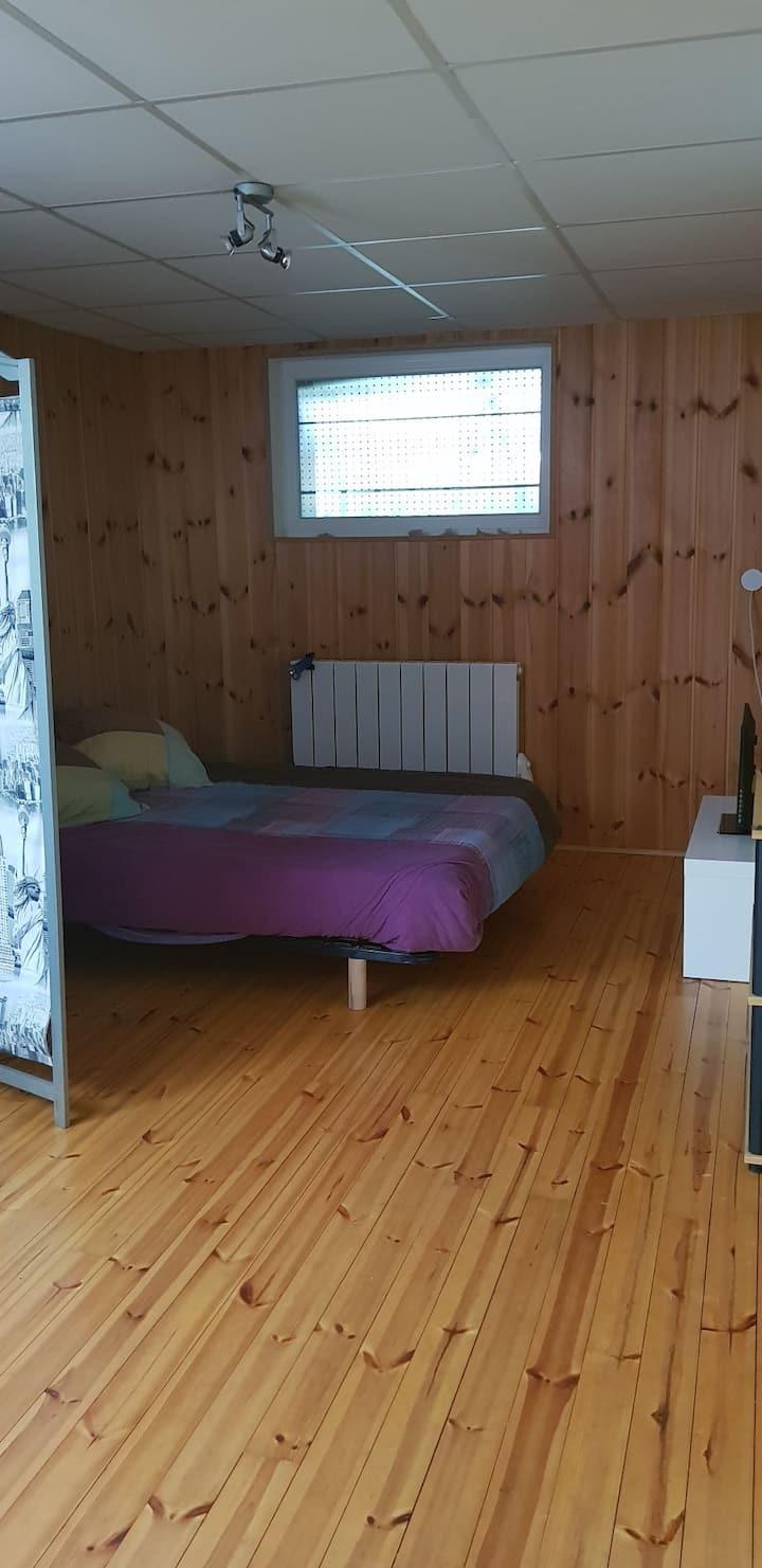 Location studio plein pied 30m2 Le Bourg d'Oisans