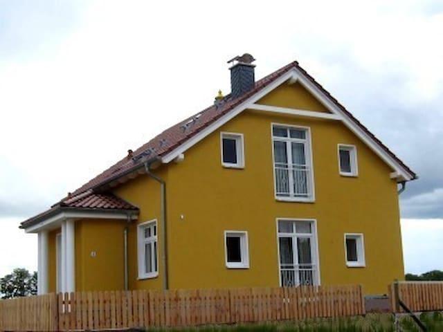 Haus ca. 300m vom See entfernt - Stechlin