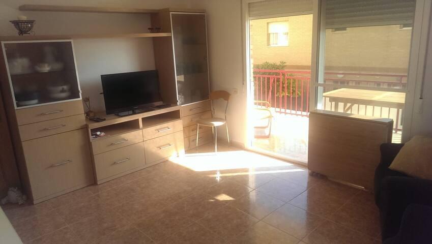 Apartamento junto a la playa en Valencia