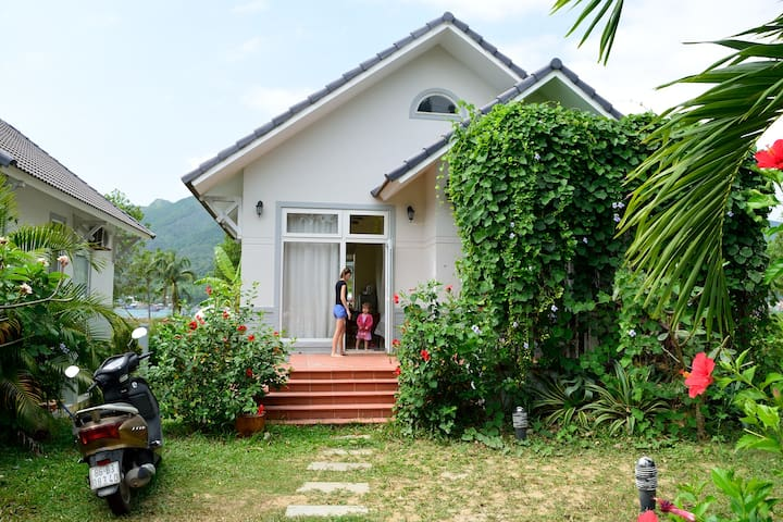 Sea-view house with a nice terrace - tp. Nha Trang