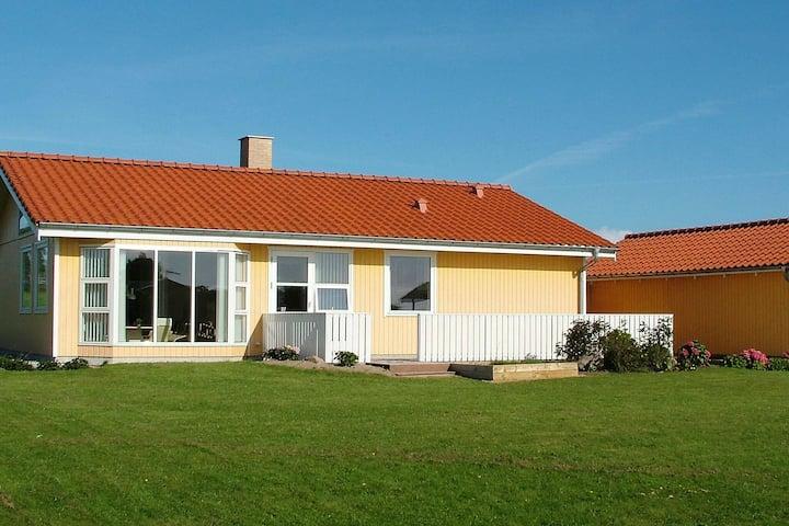 Lujosa casa de vacaciones en Faaborg con terraza