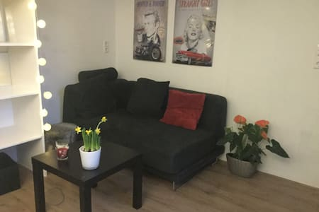 Studio, 19 minutes by bus to downtown Amsterdam