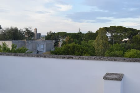 appartamento con vista sul borgo - Spongano - Hus