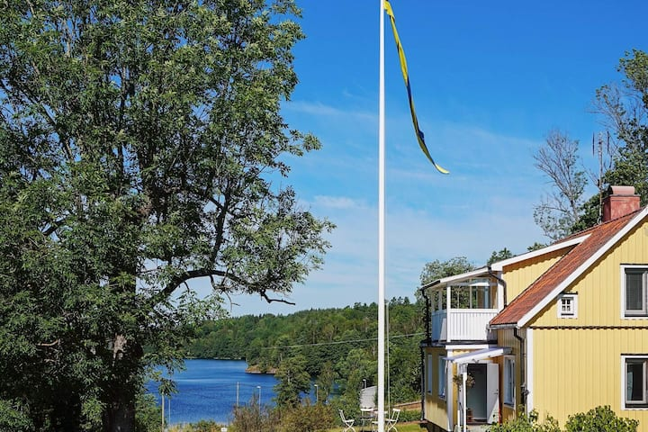 5 person holiday home in ÖVERUM