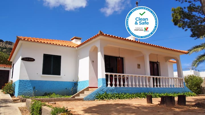 Spacious family villa only 200m from the golden beach | Villa Mary