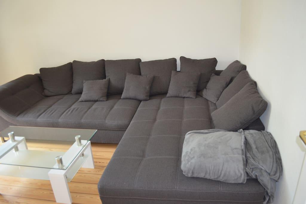 Riesen Couch