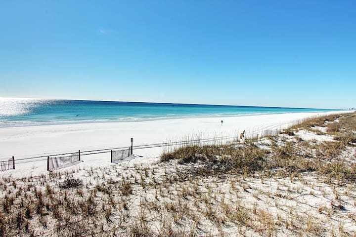 Gulf View 122- Avail 4/28-5/5*RJFunPass* 100Yards2Bch-Budget Friendly - Miramar Beach - Apartamento